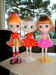New Dresses!!