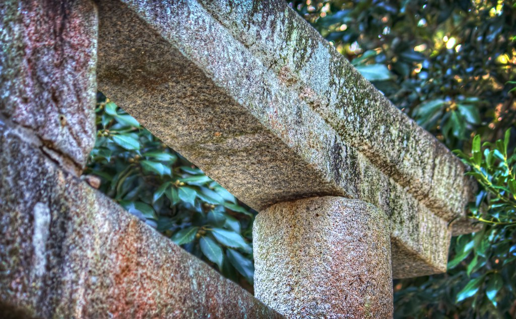 Stone Gate Minimalism