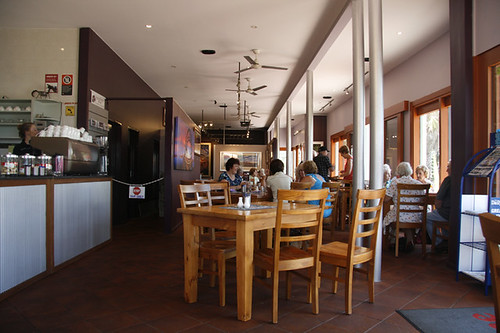 Beach and Bush Gallery Cafe