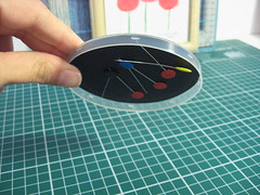 Porta-agulhas com imã (comofaz) Tags: handmade artesanato craft needle porta tutorial pap imã agulhas passoapasso agulheiro comofaz