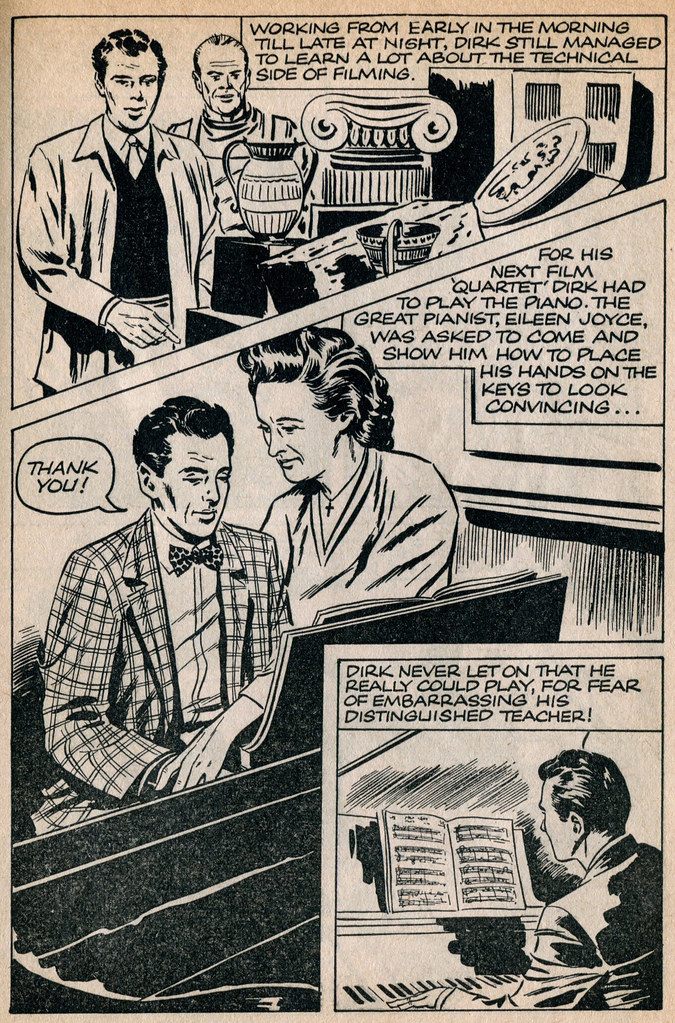 Dirk Bogarde comic 14