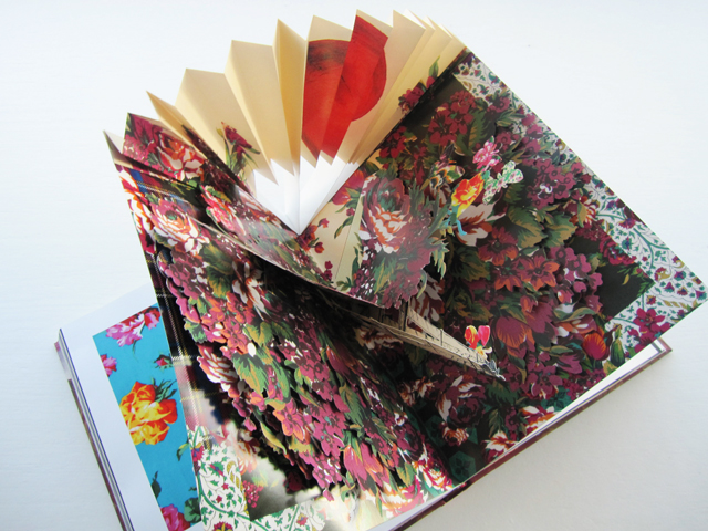 kenzo pop up book