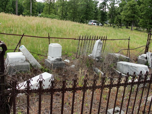 Faust Cemetery - Ouachita Parish