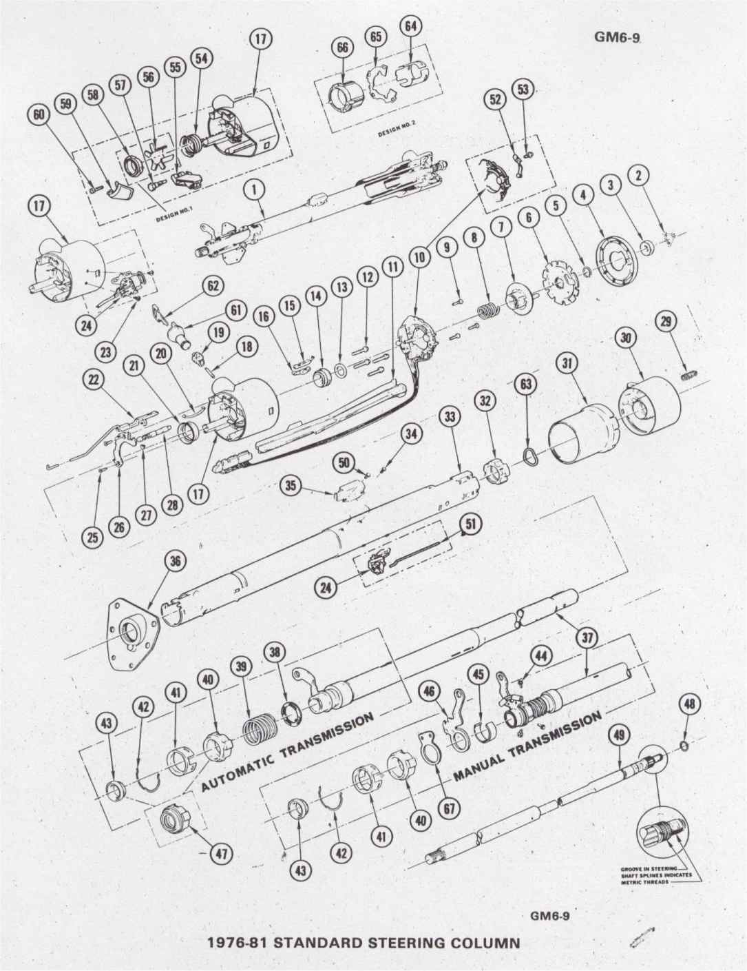 1972 Chevy Steering Column Parts Diagram House Wiring Diagram 1985 Corvette  Steering Column Diagram C4 Corvette Steering Column Diagram