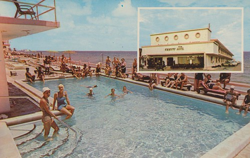 Tahiti Apartment Motel - Miami Beach, Florida