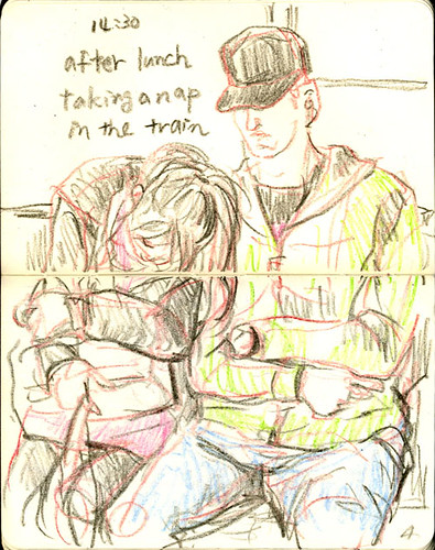 in the train-2 012211