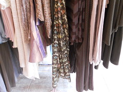 earth tones in this first group of springwear