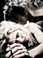 Hardcore smoking (Lexitos <....>) Tags: alex girl dead cigarette smoke smoking schroder lexitos alexschroder