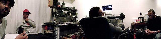 D, Soulful!, DJ Quartermaine, Kenn Starr