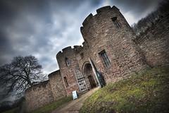 63/1000 - Entrance to Beeston Castle (Mark Carline) Tags: camera colour castle digital canon eos cheshire dslr ff beeston hdr 5dmarkii 5d2 5dmkii 5dmk2 5dmark2 gupr