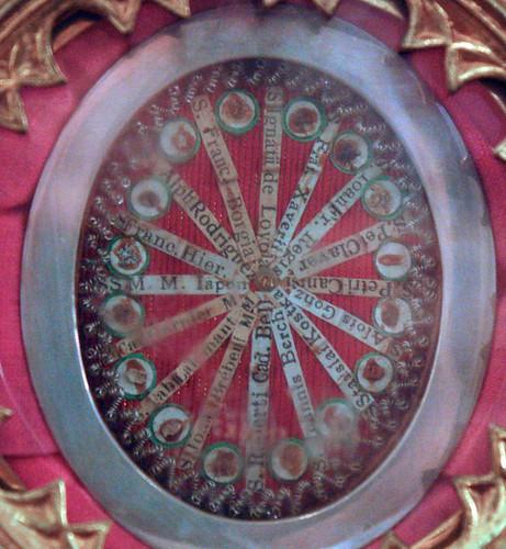 Jesuit Relics