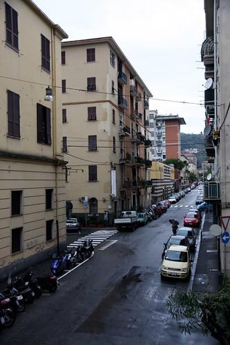 La Spezia, Italy - 2