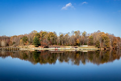 Gilbert Run by Terry Thomas (AccessDNR) Tags: 2016 photocontest fall autumn scenery sceniclandscape gilbertrun reflection