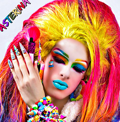 Break-Free Big Show (ryanjasterina) Tags: アステライナ ryanjasterina nubounsom fiction jeffree star cosmetics breakfast at tiffanys