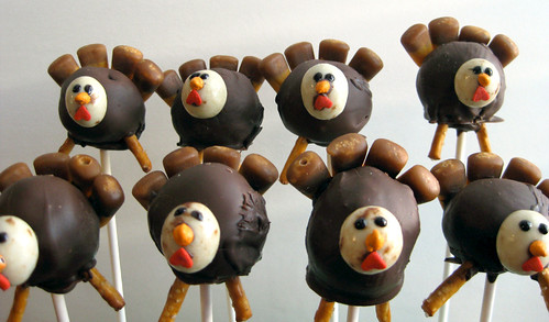 Turkey Day Pops