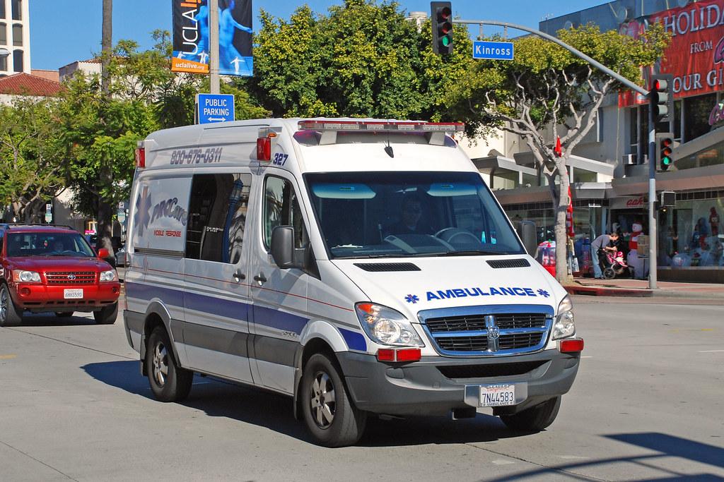 leader ambulance