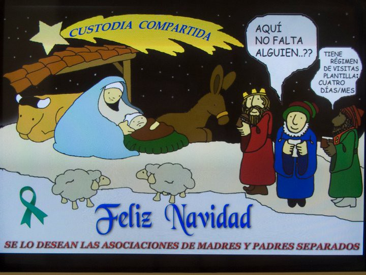 ¡Rubalcaba y Pajín os desean una amarga Navidad! 5212070041_12f01db3f5_b