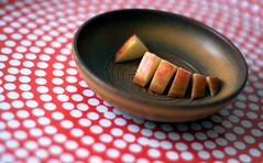 Delad äppelbit (2)