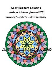 Apostila Virtual para colorir 1 (Artes di Viviane Garcia) Tags: mandala pap mandalas riscos apostilas apostila vivianegarcia riscomandala riscomandalas