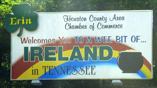 A Wee Bit of Ireland - Erin, TN
