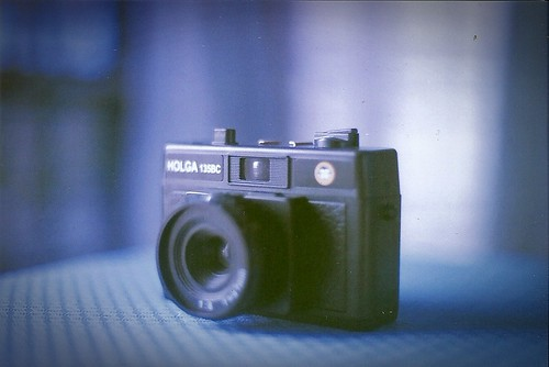 Holga 'The Monkey' 135bc