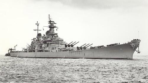 USS Wisconsin 2