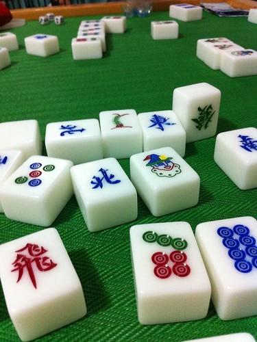 Mahjong in Genting