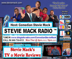 STEVIE MACK RADIO™ TV & Movie Reviews 11 30 2010