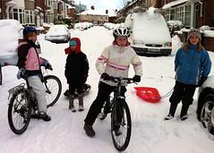Snow riding 1