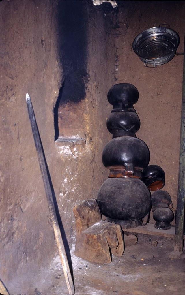 Cooking Pots Michoacan