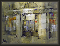 SET-PORTES-7-PORTES-RESTAURANT-RESTAURANTS-RESTAURANTES-BARCELONA-PINTURAS-CUADROS-PINTURA-ERNEST DESCALS (Ernest Descals) Tags: pictures barcelona door espaa art history painting restaurant spain puerta gate paint arte restaurante paintings restaurants catalonia spanish painter gastronomia catalunya historia painters pintor pintura pintores restaurantes pintar cuadros artistes pinturas artista puertas oleos pintando catalans espaoles restauracion cafeterias catalanes catalanas pintors setportes 7portes barceloneses gastronomicas barcelonesa