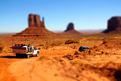 Join the adventure! (kurtolo81) Tags: monument photoshop utah honeymoon desert jeep 4x4 native indian fake jazz shift nativeamerican american valley tilt grazie deserto aplus tiltshift lunadimiele indiani giocattolo modellino indianidamerica kurtolo fi0na kurtolo81 mygearandmepremium mygearandmebronze 4x4