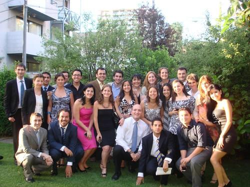foto alumnos master 2010
