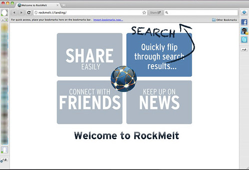 04-RockMelt-Search