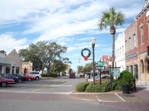 historic Amelia Island