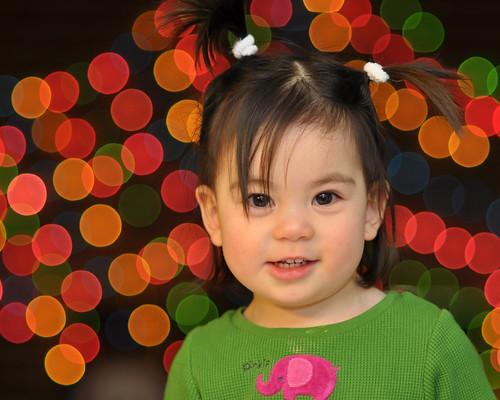 Alexis Christmas Portrait