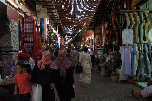 Marrakech Medina Morocco
