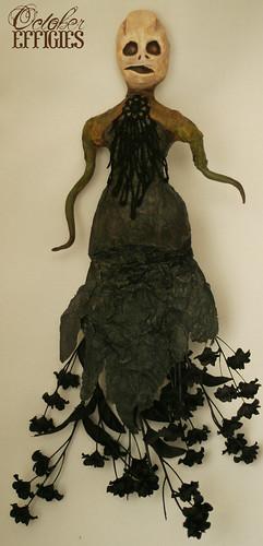 Skull Seed Doll