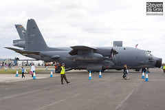 64-0523 - 382-4007 - USAF - Lockheed MC-130E Hercules - 100717 - Fairford - Steven Gray - IMG_8510