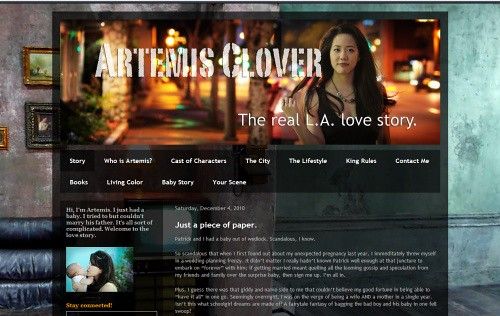 Artemis Clover: The real L.A. love story
