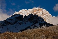 Monte Cristallo (Zardini Walter) Tags: winter snow cold landscape day ombra shade neve monte inverno freddo cristallo crystalmountain giorno
