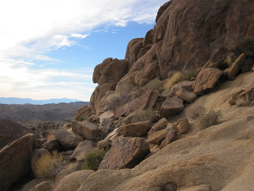 mastadon peak - joshua tree
