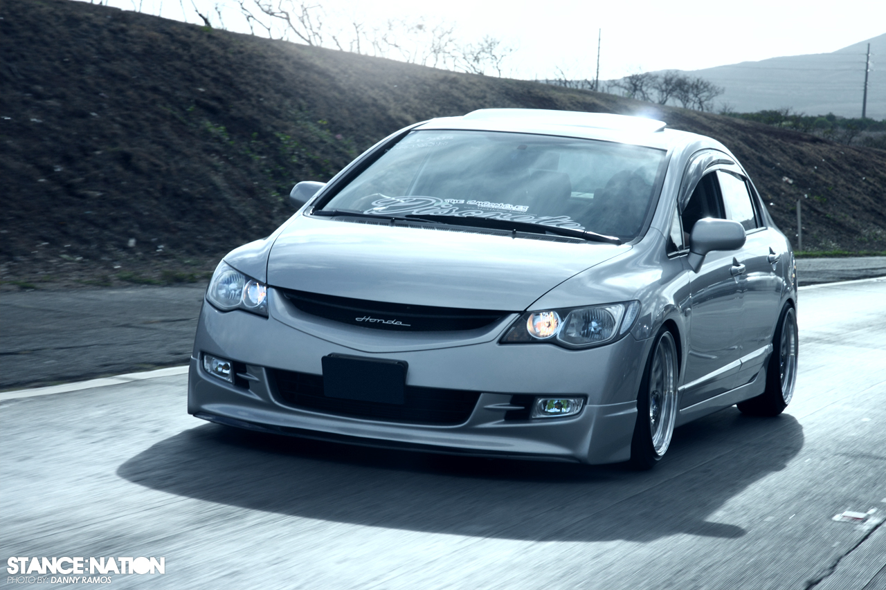 Honda civic x ccw classic stancenation form function credits publicscrutiny Image collections