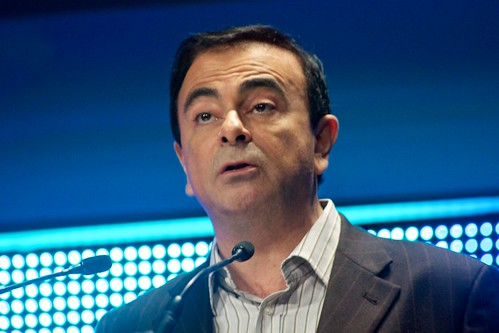 Carlos Ghosn, Chairman & CEO, Renault S.A. & Nissan Motor Co