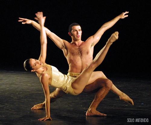 Ballet Netherlands dans theater i.