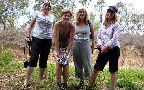 Girls at Woongarra