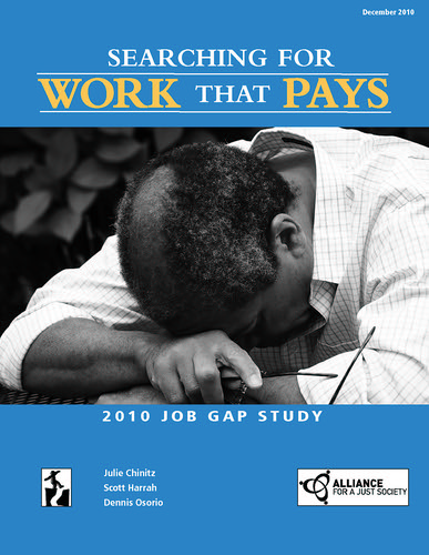 Searching for Work that Pays: 2010 Job Gap Study