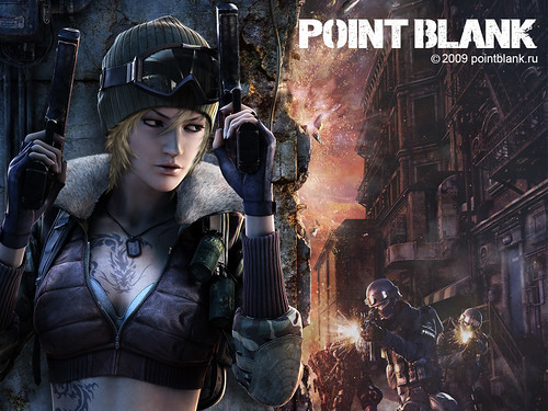 Point Blank Game Wallpaper