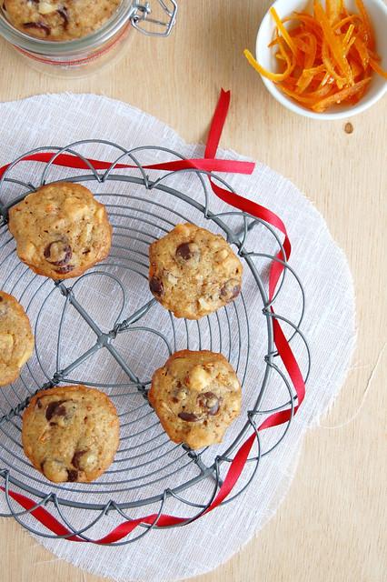 Christmas cookies / Cookies de Natal