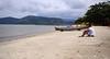 Praia do Pontal in Paraty
